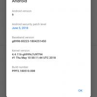 Опубликована вторая бета-версия Android P3