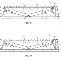 Apple запатентовала защиту клавиатуры от крошек1