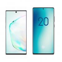 Пресс-рендеры Samsung Galaxy Note 20 и Tab S72