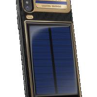 Caviar начала продажи iPhone X с солнечной батареей2