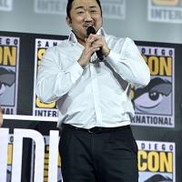 Фото с презентации Marvel в рамках Comic-Con28