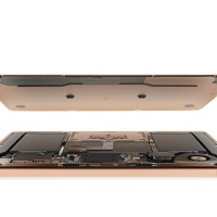 Демонтаж MacBook Air 2018: активное охлаждение и простая замена батареи2