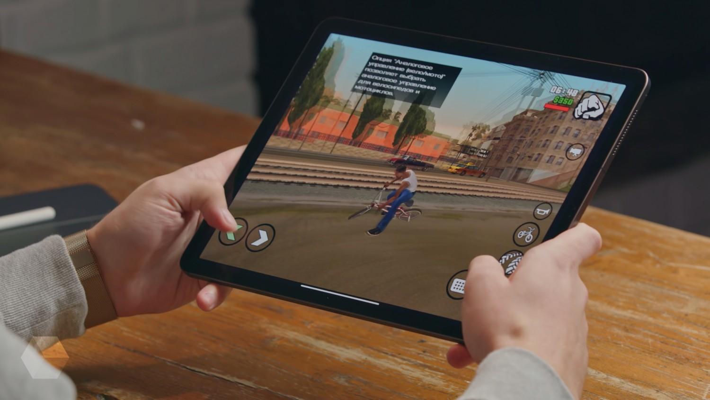 Обзор iPad Pro 2018 — самый крутой iPad6