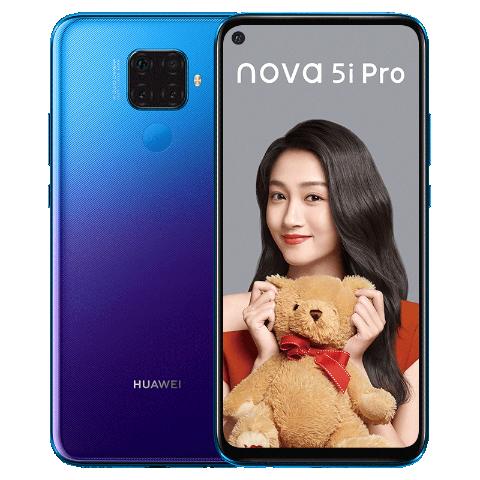Huawei представила Mate 20 X с поддержкой 5G и Nova 5i Pro с квадрокамерой6