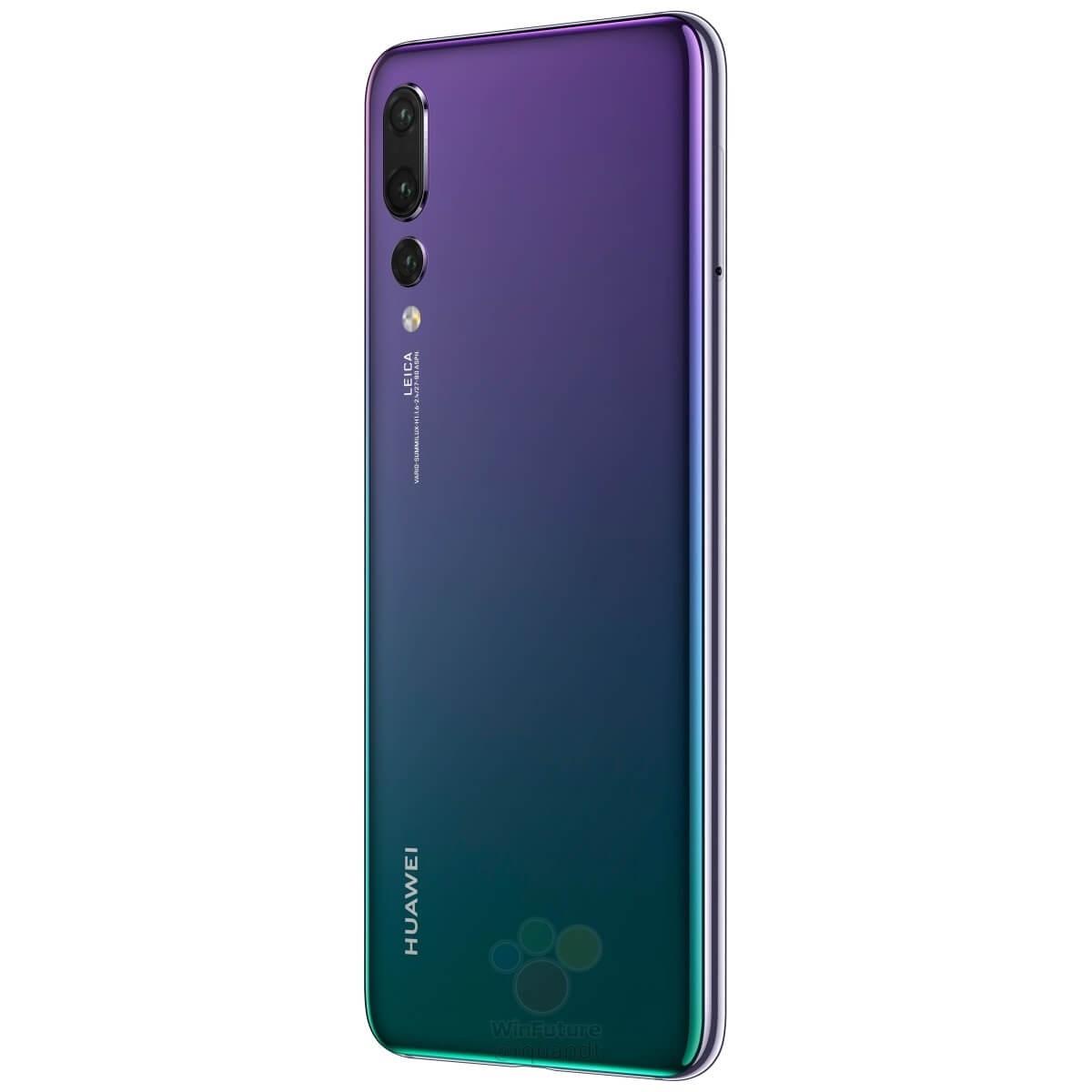 Huawei P20 Pro получит тройную камеру с модулем на 40 мегапикселей1