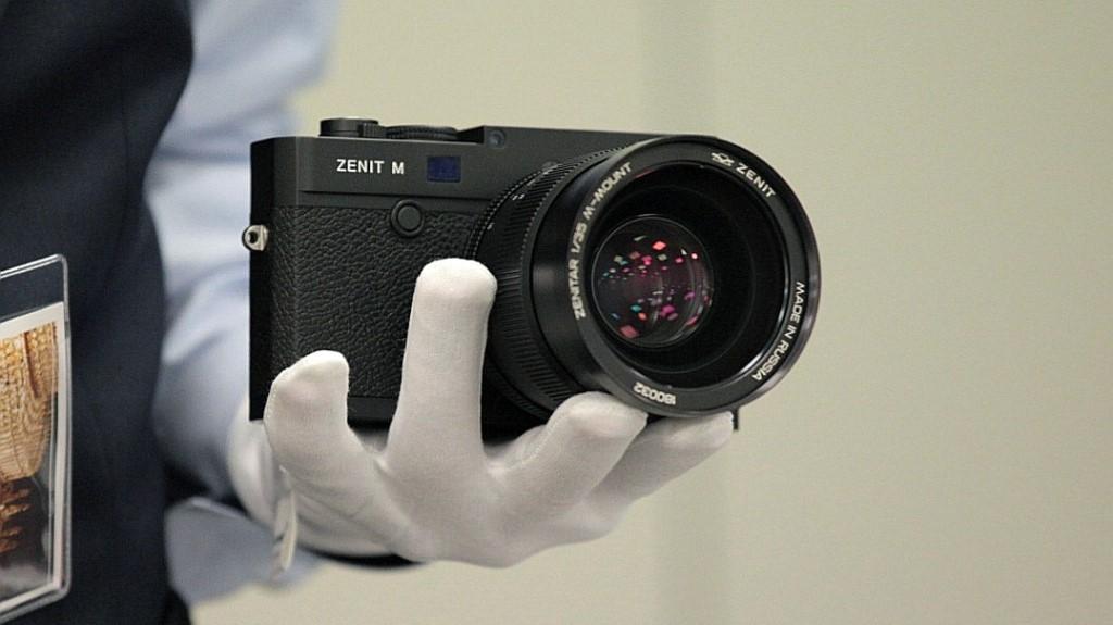 В России возродят выпуск фотоаппаратов «Зенит» совместно с Leica