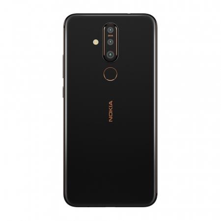 Nokia X71: с отверстием в дисплее и тройной камерой4
