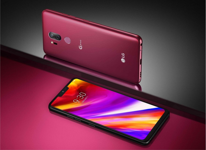Объявлена цена LG G7 ThinQ для России3
