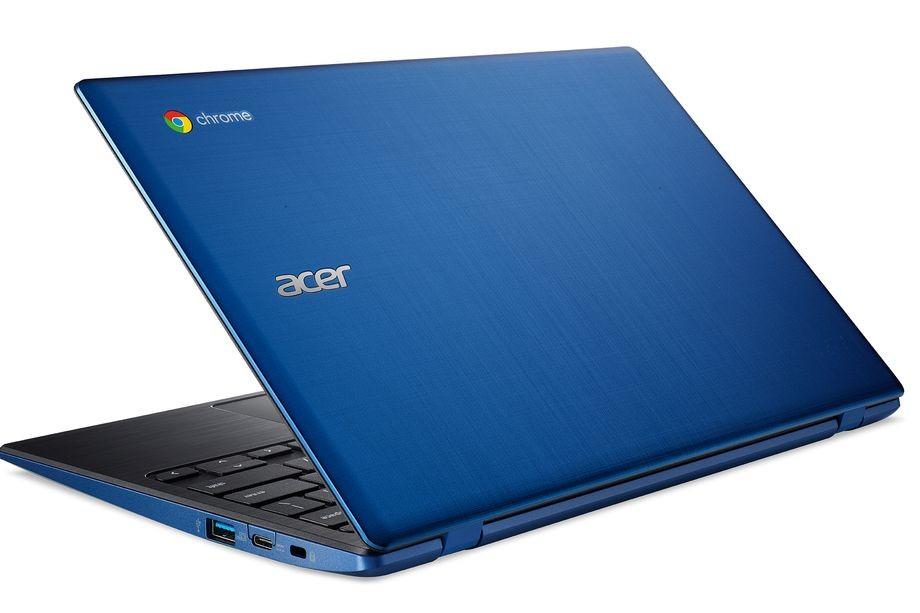Acer Cromebook — хромбук с пассивным охлаждением и двумя Type-C1