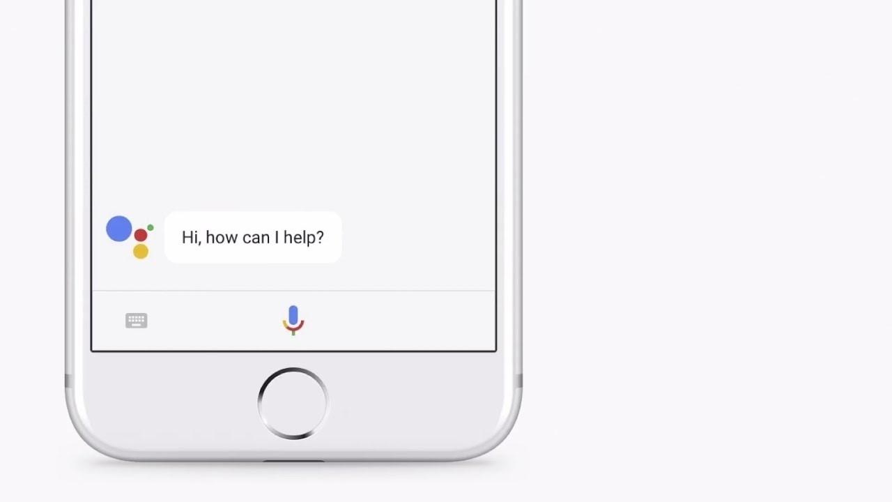 Команда «Окей, Google» теперь работает и в iOS