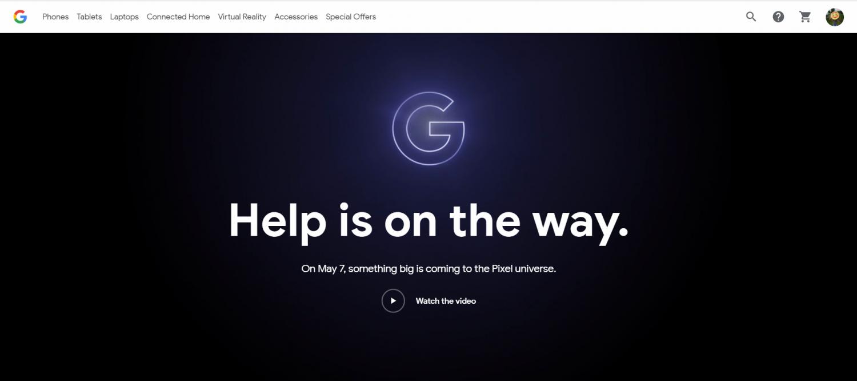 Google тизерит анонс новых Pixel в начале мая0