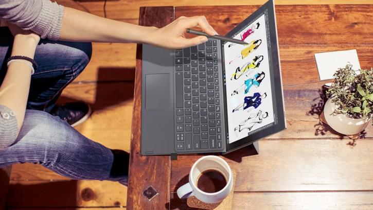 Новый планшет на Windows от Lenovo работает 20 часов