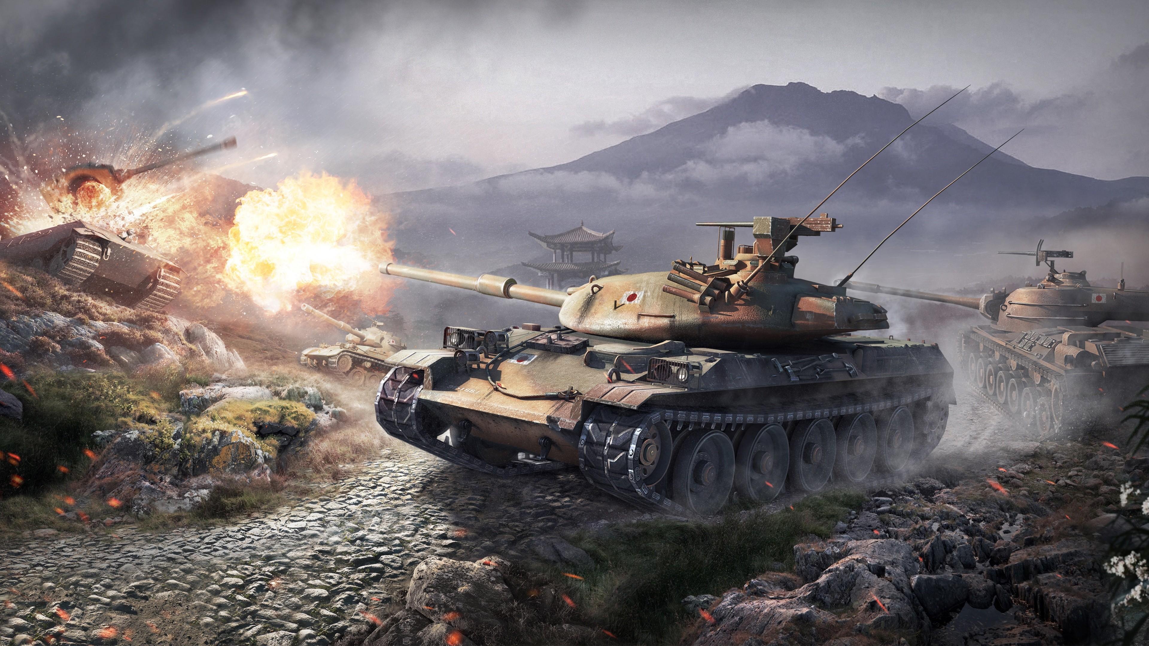 Турнир по World of Tanks VR начнётся 11 мая