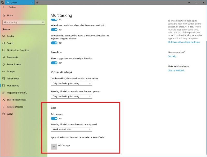 Windows 10 представляет новые функции в обновлении Redstone 51
