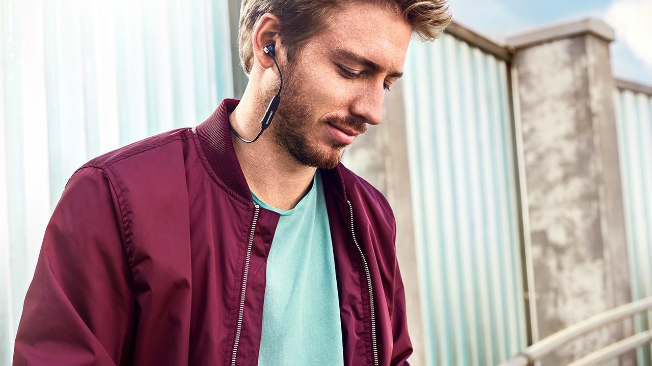 Новые доступные Bluetooth-наушники от Sennheiser