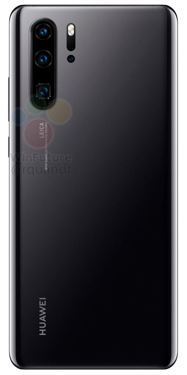 Полные характеристики Huawei P30 и P30 Pro до анонса12