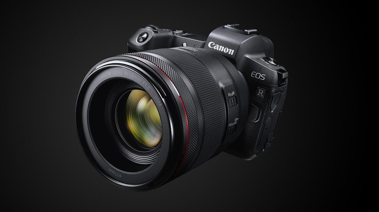 DxOMark оценили сенсор беззеркальной камеры Canon EOS R
