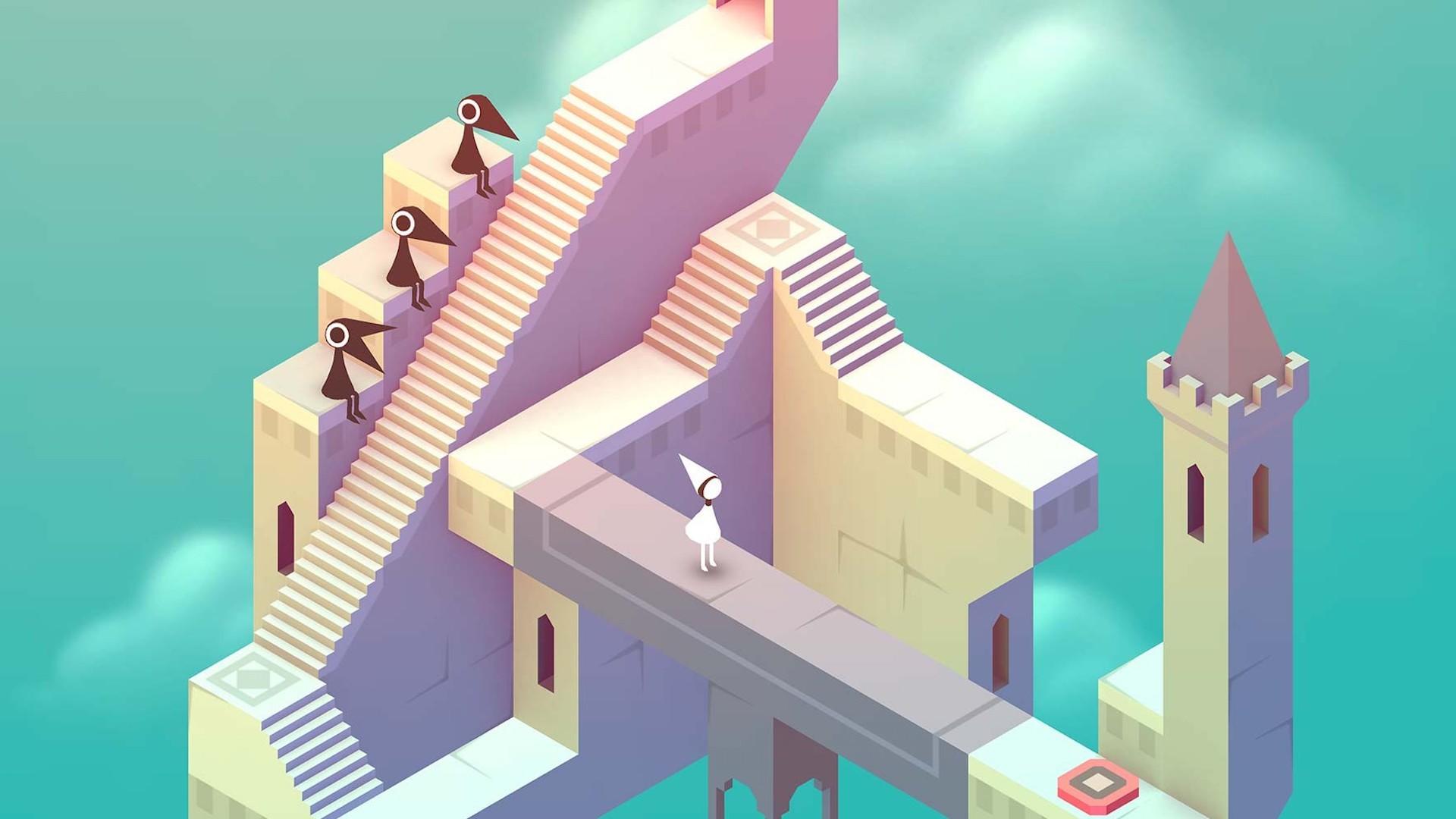 По игре Monument Valley снимут полнометражный фильм