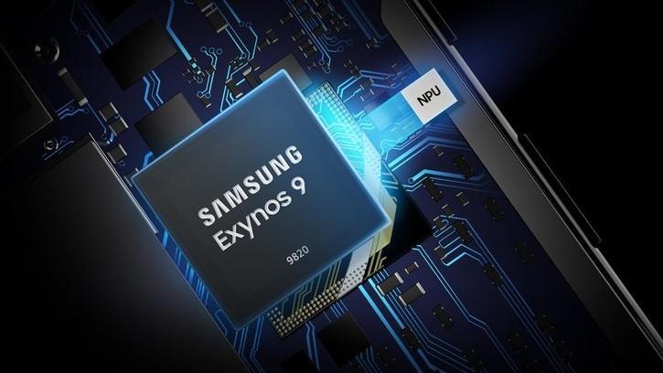 Samsung анонсировала флагманский 8-нм чипсет Exynos 9820
