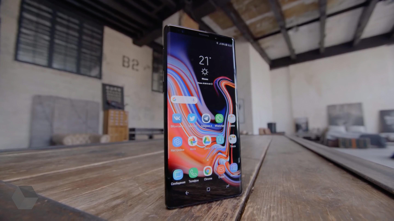 Android Pie привнесёт на устройства Samsung новый интерфейс