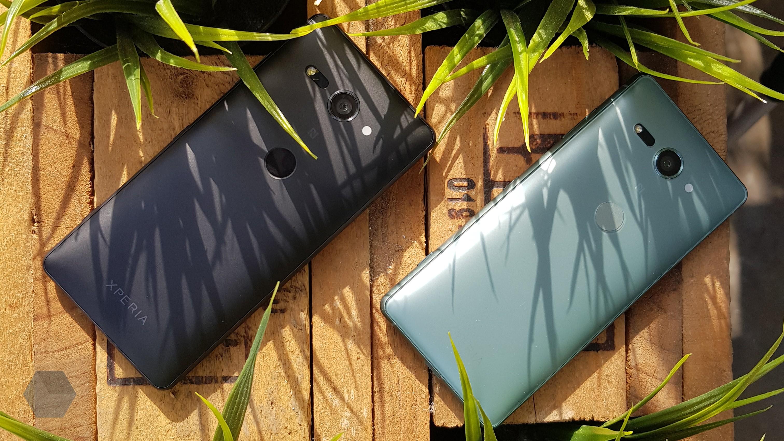Sony объяснила отсутствие разъёма для наушников в Xperia XZ2