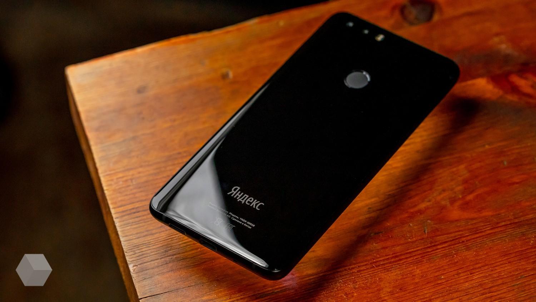 «Яндекс.Телефон» — смартфон, в котором поселилась «Алиса». Первый взгляд33