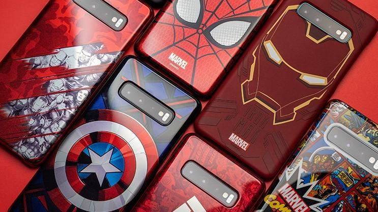 Samsung и Disney выпустили чехлы в дизайне Marvel