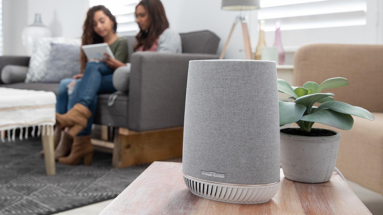 Смарт-колонка Orbi Voice может раздавать Wi-Fi