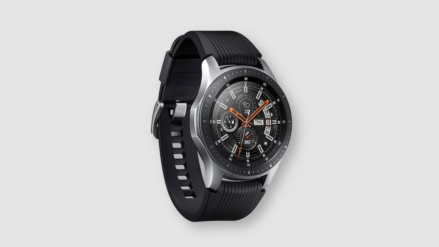 SamMobile: спецификации Samsung Galaxy Watch 3