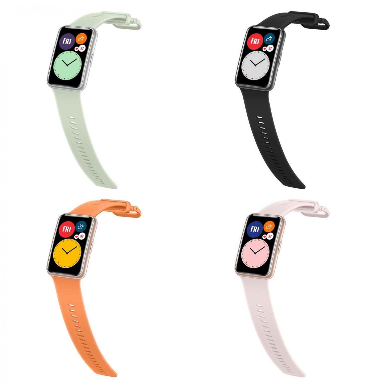 Официальные рендеры часов Huawei Watch Fit8