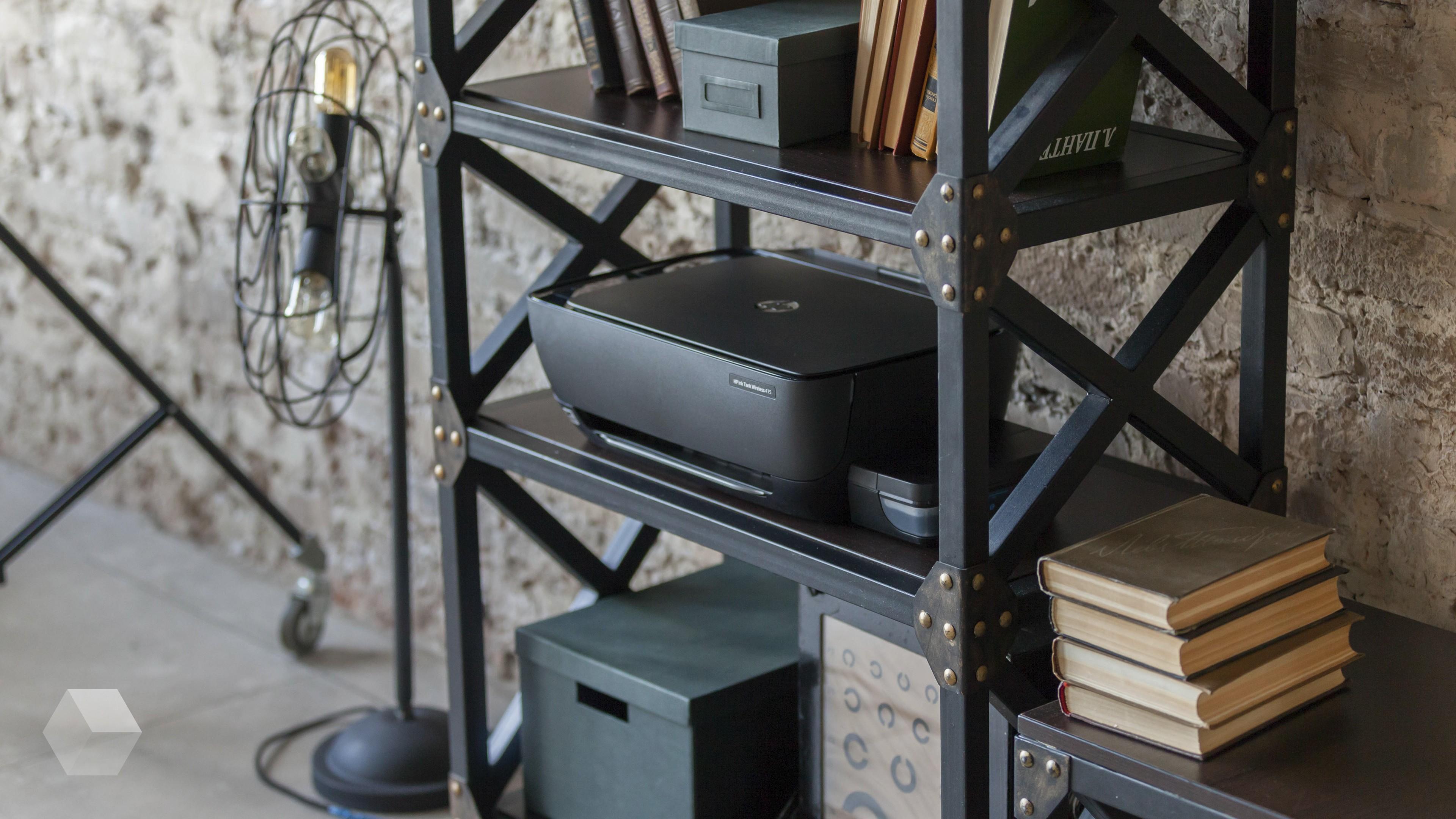 Обзор принтера HP Ink Tank Wireless 415 — беспроводной помощник