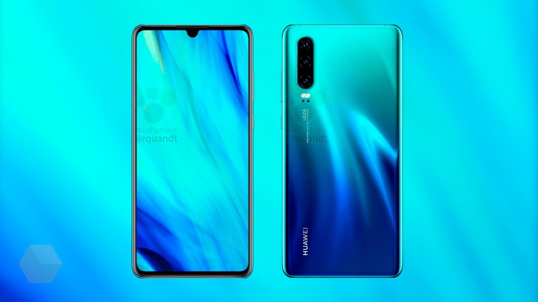 Раскрыта стоимость Huawei P30 и P30 Pro