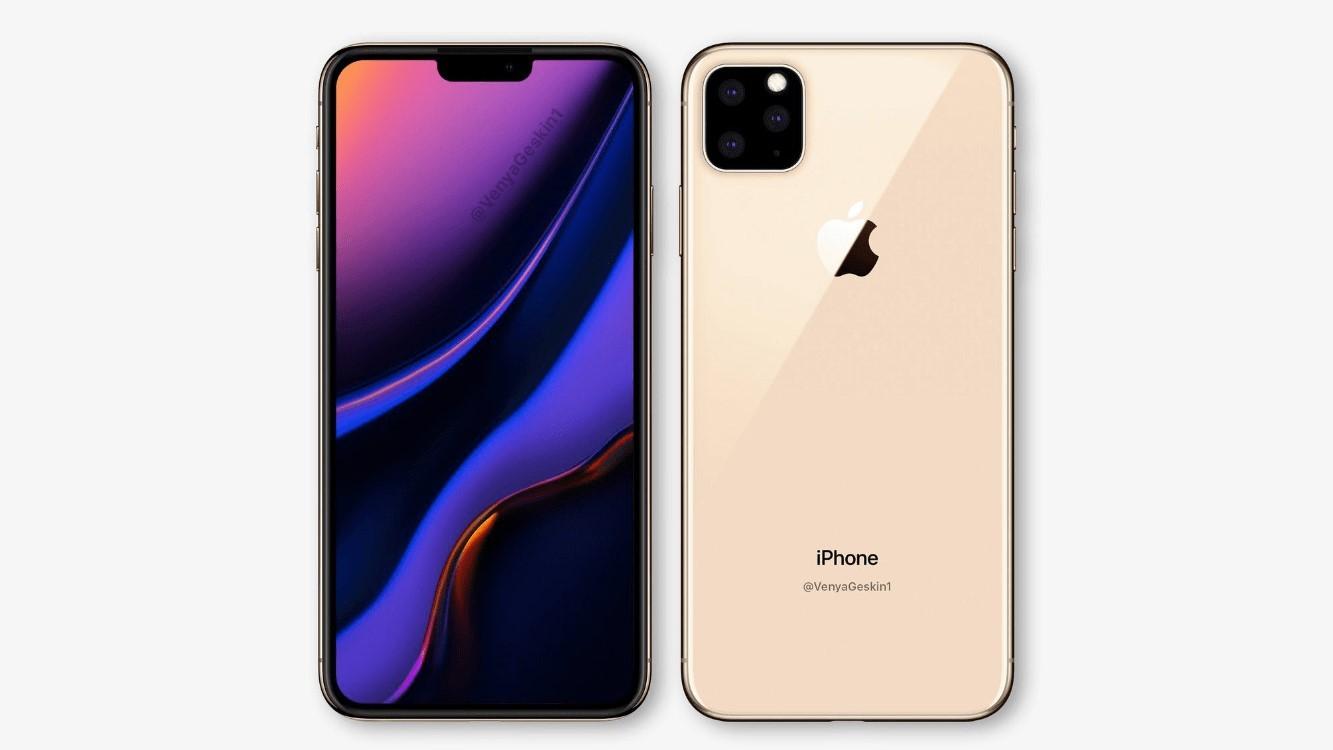 Слухи об iPhone XI: батарея на 4000 мАч и дисплей 120 Гц
