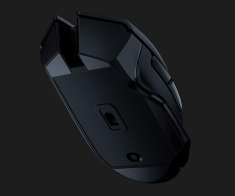 Razer представила новые игровые мыши Basilisk с технологией HyperSpeed5