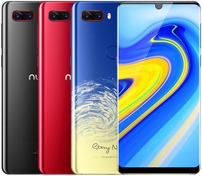 Nubia Z18: Snapdragon 845 и ИИ за 400 долларов4