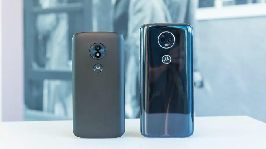 Motorola выпустила версию E5 Play с Android Oreo Go