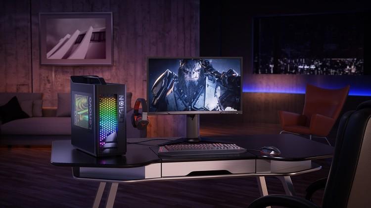 Lenovo представила новые игровые компьютеры в линейке Legion