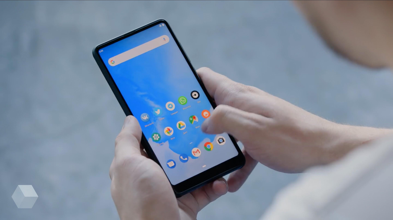 Вышла финальная версия Android P Developer Preview