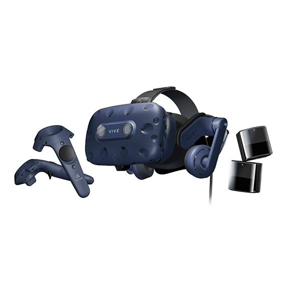 HTC представила в России VR-комплект Vive Pro Startet Kit1