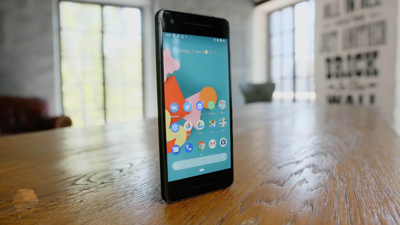 Вышла самая стабильная тестовая сборка Android P