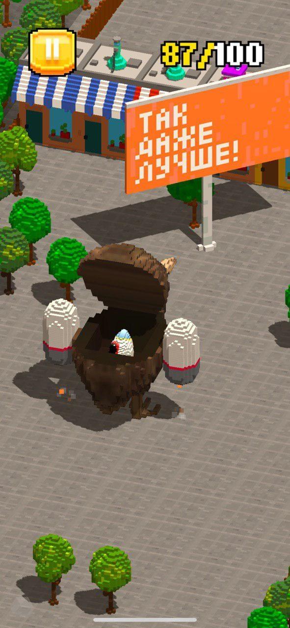 «Рокетбанк» выпустил мобильную игру, в которой можно заработать валюту банка10