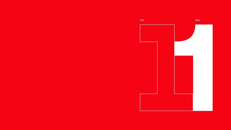 Набор обоев с новым логотипом OnePlus