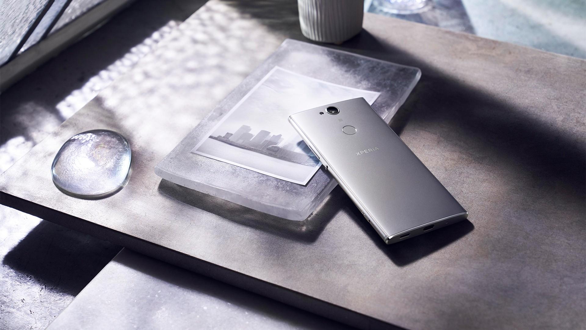 Xperia XA2 Plus: средний класс с Hi-Res Audio
