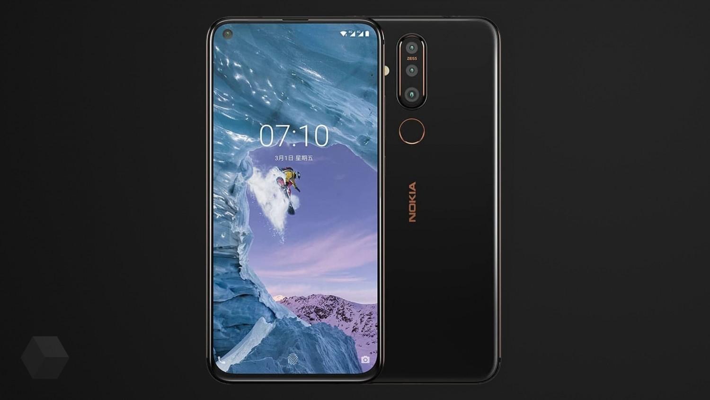 Спецификации и цены Nokia 6.2 с отверстием в дисплее в преддверии запуска