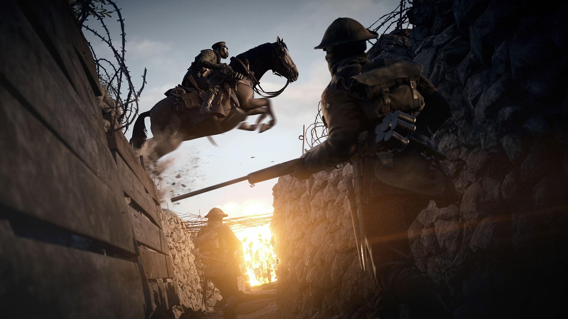 EA бесплатно раздаёт DLC для Battlefield 1 и 4