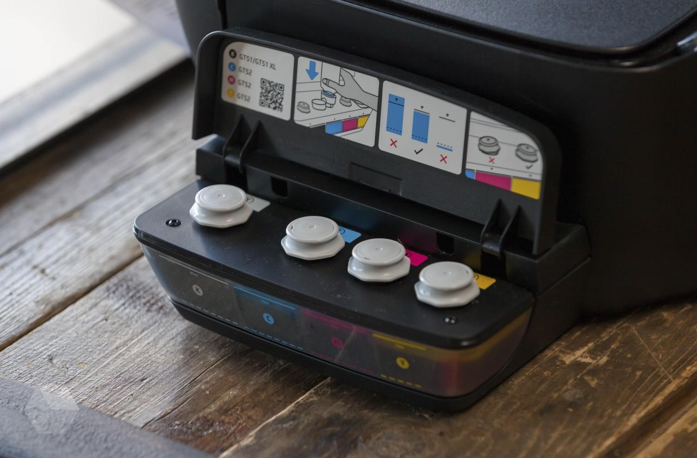 Обзор принтера HP Ink Tank Wireless 415 — беспроводной помощник6