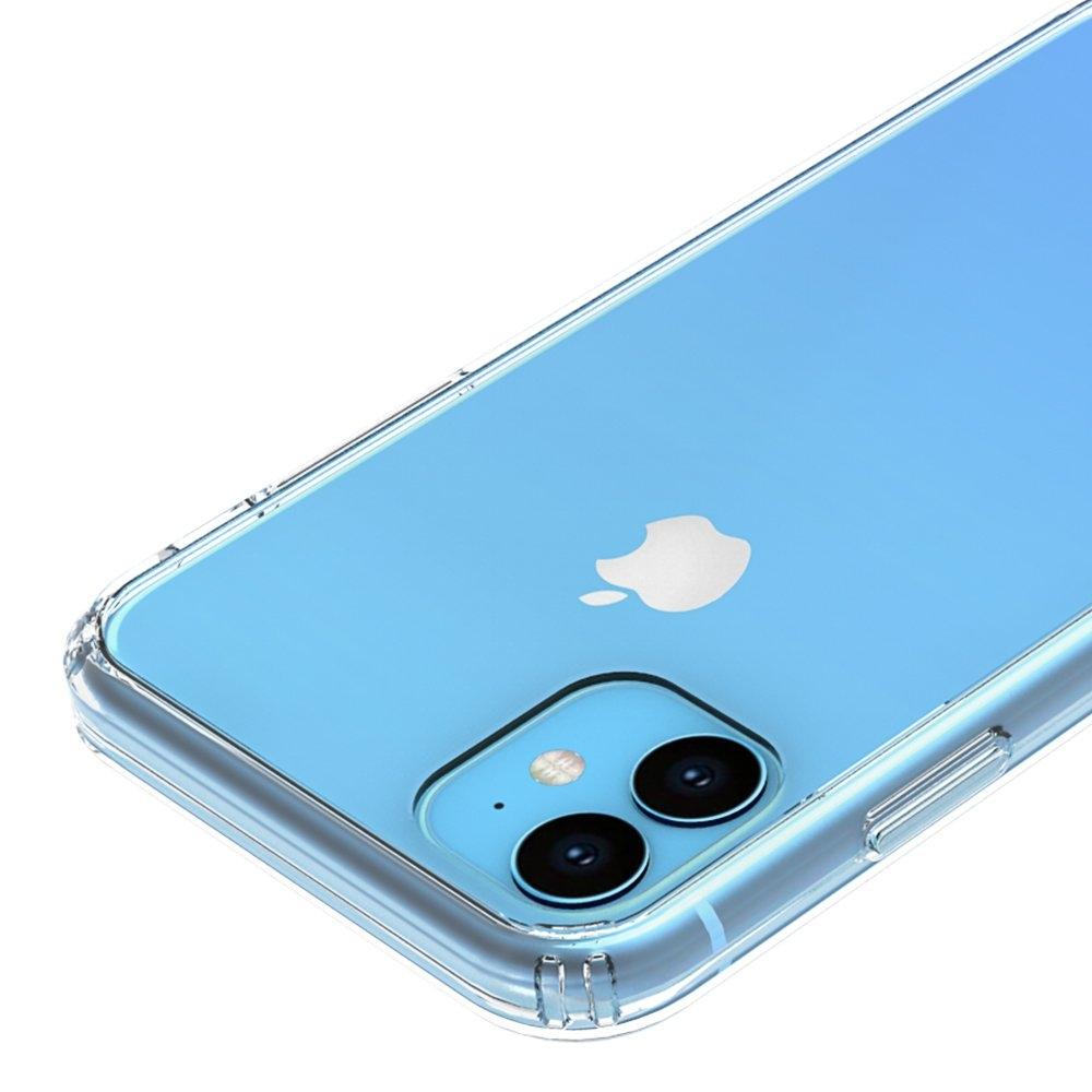 Рендеры iPhone XR 2019 с прозрачным чехлом1