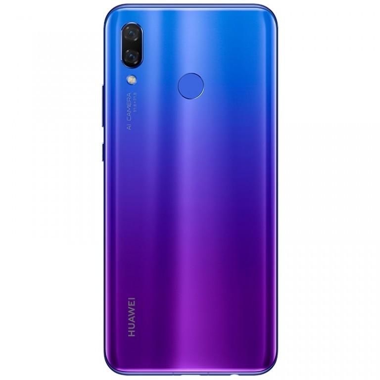 Huawei показала смартфон Nova 3 до анонса5