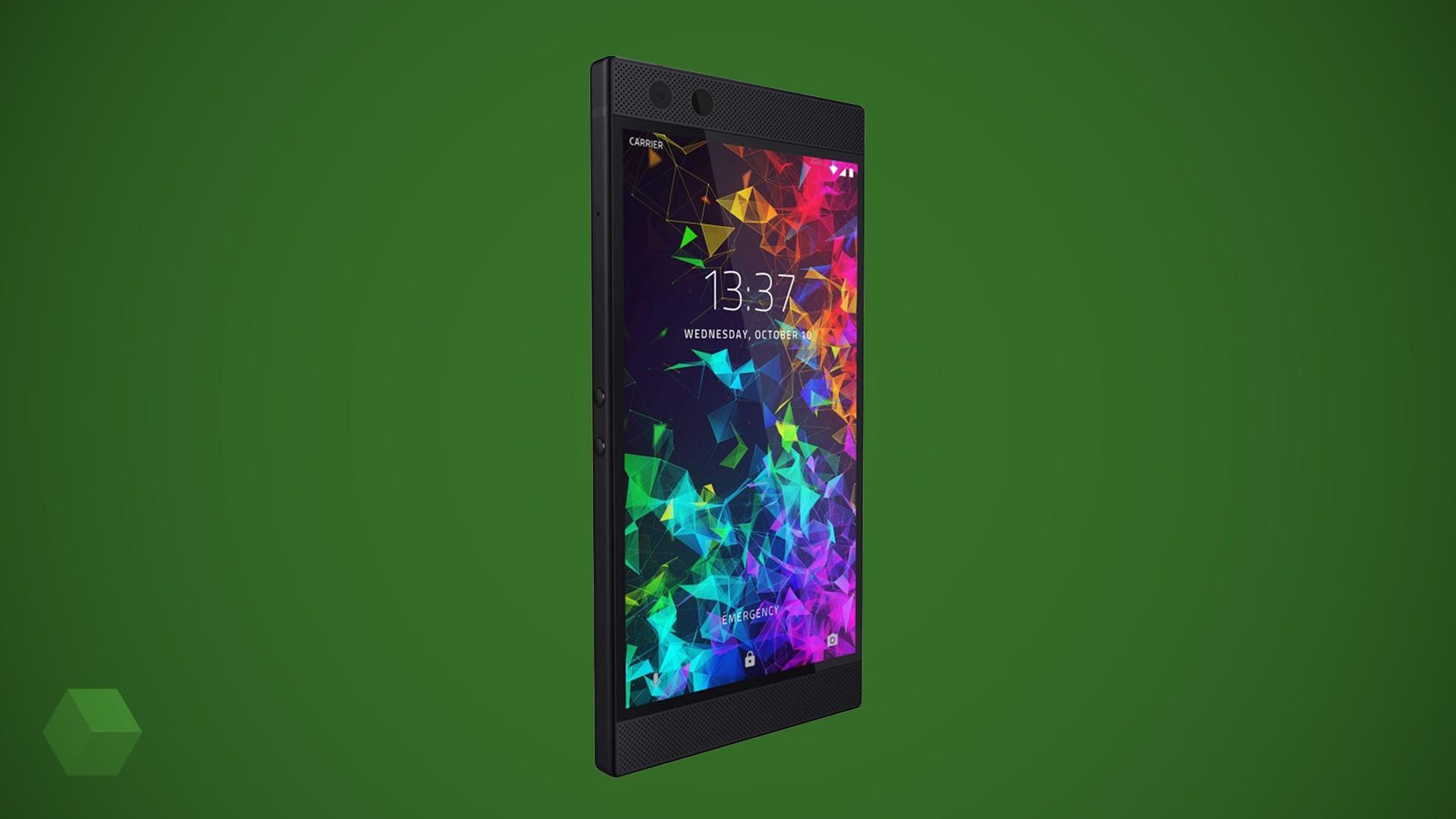 Рендеры и подробности о Razer Phone 2 за пять часов до анонса