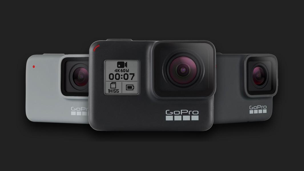 GoPro представила Hero 7 в трёх версиях